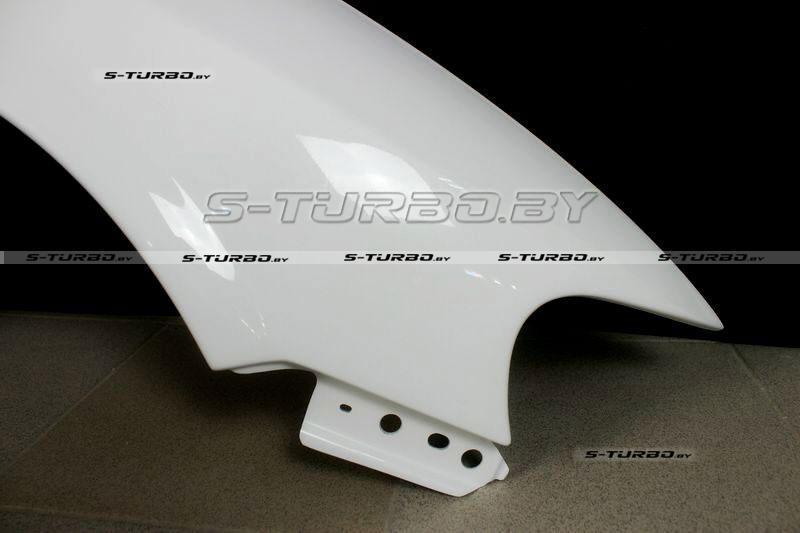 изготовление крыла из стеклопластика opel zafira b