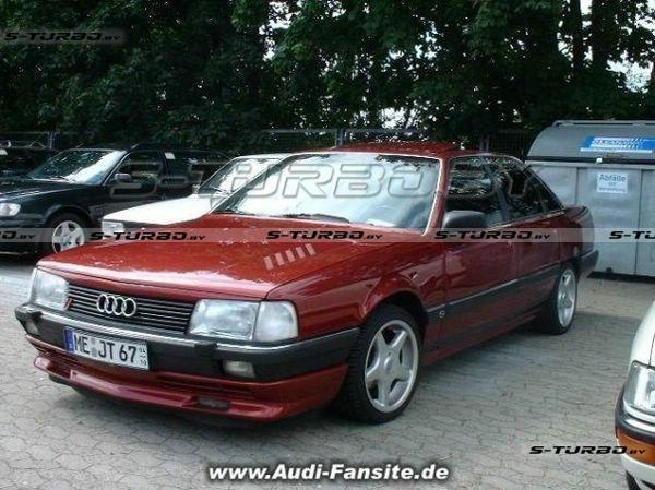 Audi 100 C3 Tyuning